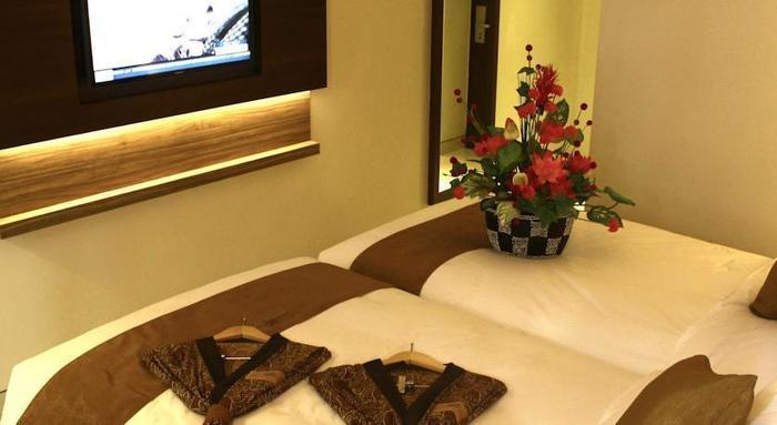 Crystal Lotus Hotel Yogyakarta - Superior