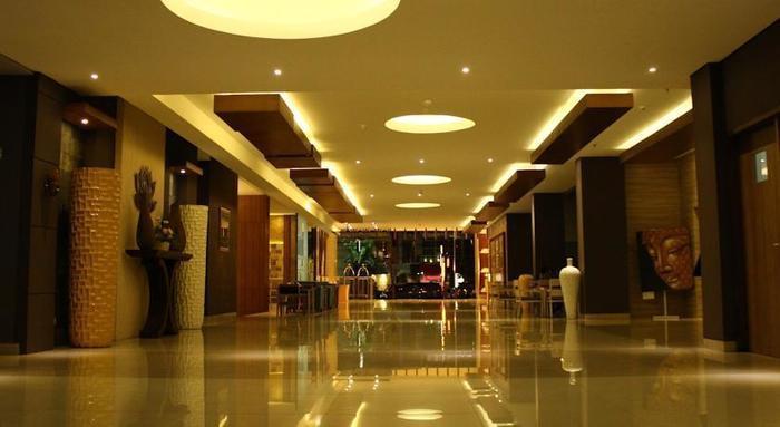 Crystal Lotus Hotel Yogyakarta - Interior