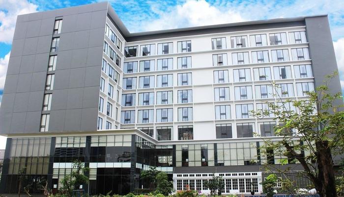 Veranda Hotel Pakubuwono - Bangunan