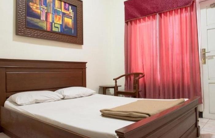 Bromo View Hotel Probolinggo - Kamar tamu