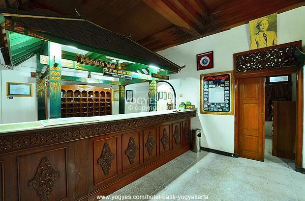 Hotel Batik Yogyakarta  Booking Murah Mulai Rp380165