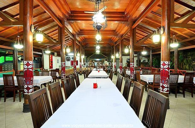 Hotel Batik Yogyakarta - Restaurant