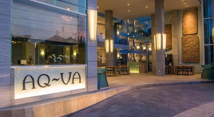AQ-VA Hotels & Villas Bali - Tampilan Luar