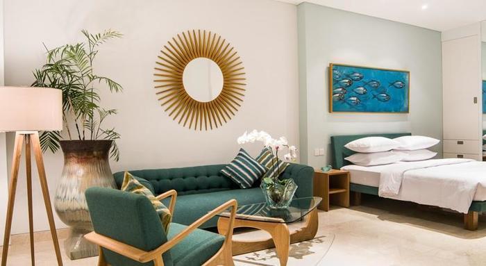 AQ-VA Hotels & Villas Bali - Kamar Tamu
