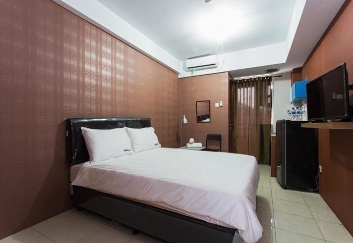 RedDoorz Apartment @ Ciputat Jakarta - Kamar tamu