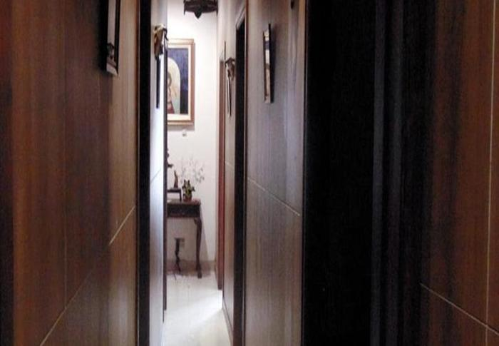 The Cabin Hotel Jogja - Koridor