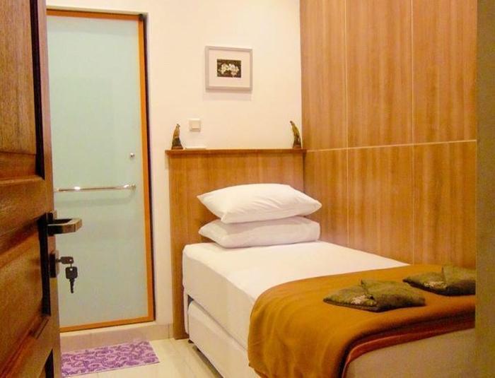 Hotel The Cabin Hotel Bhayangkara Jogja