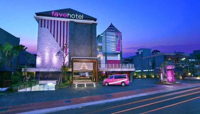 favehotel Tohpati Bali - Tampilan Luar Hotel