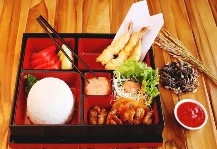 Kamojang Green Hotel & Resort Garut - Makanan