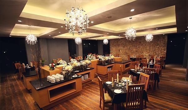 Kamojang Green Hotel & Resort Garut - View