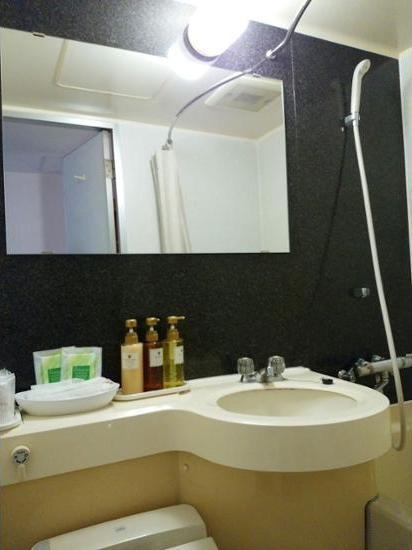 Ueno First City Hotel Tokyo - Bathroom Sink