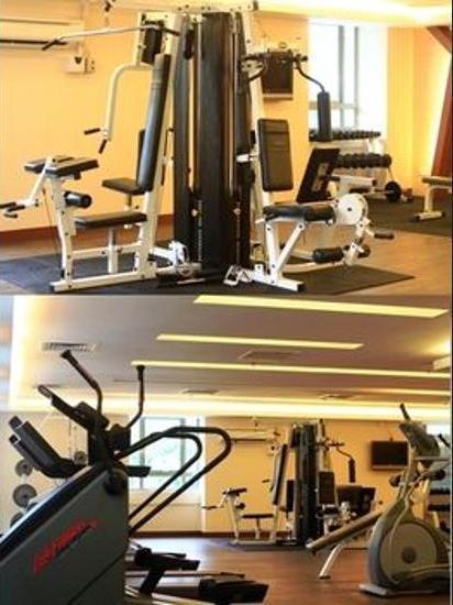 Placin at Crown Regency KL Kuala Lumpur - Gym