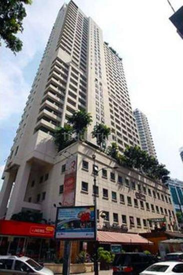 Placin at Crown Regency KL Kuala Lumpur - Hotel Front