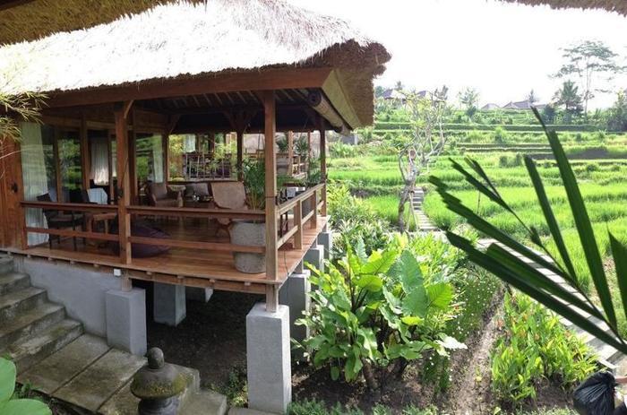 Sawah Indah Villa Bali - Treatment Room