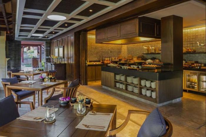 Mandapa, Ritz-Carlton Reserve Ubud - Breakfast Area