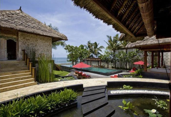 Villa Sound of The Sea Bali - Balcony