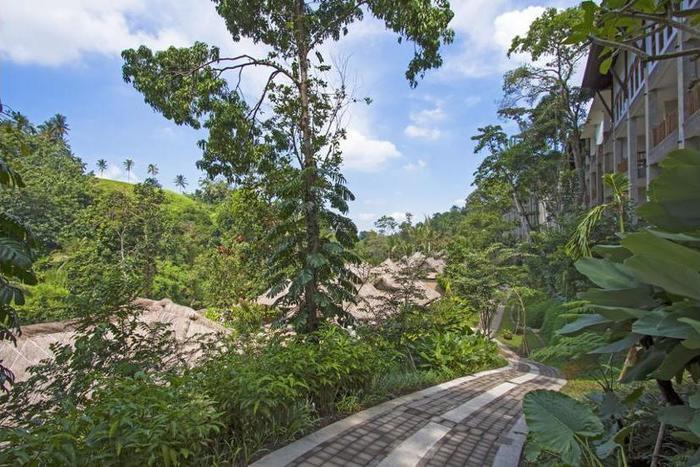 The Lokha Ubud - Garden