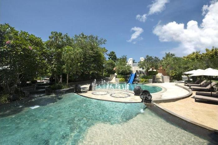 Suites & Villas at Sofitel Bali Nusa Dua - Childrens Pool