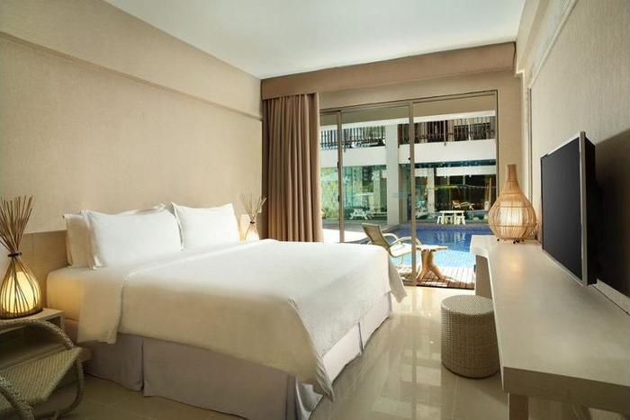 Four Points By Sheraton Kuta Bali - Hotel Front