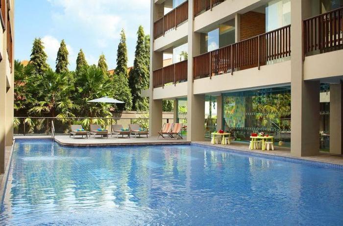 Four Points By Sheraton Kuta Bali - Pool
