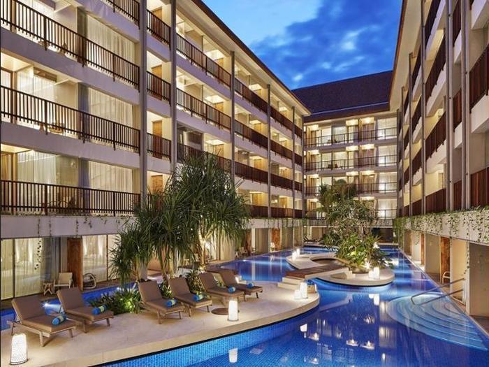 Four Points By Sheraton Kuta Bali - Outdoor Pool