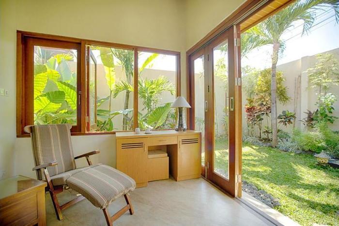 Villa Seriska Dua Sanur Bali - In-Room Dining