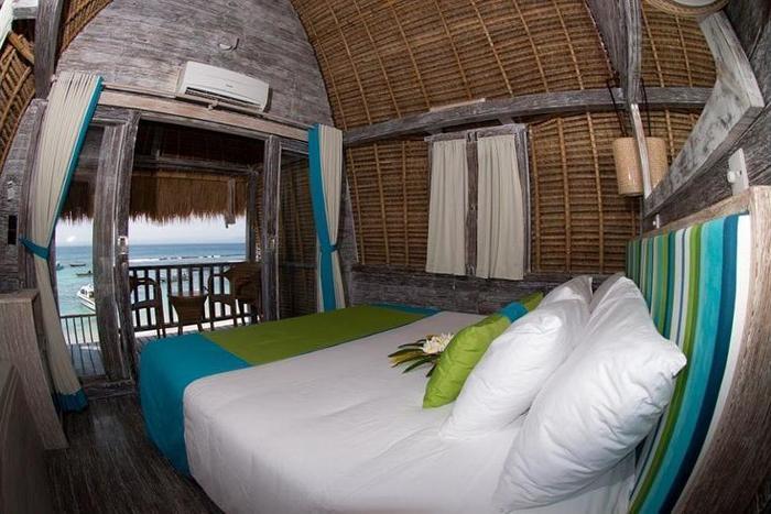 Hai Tide Beach Resort Bali - Guestroom View