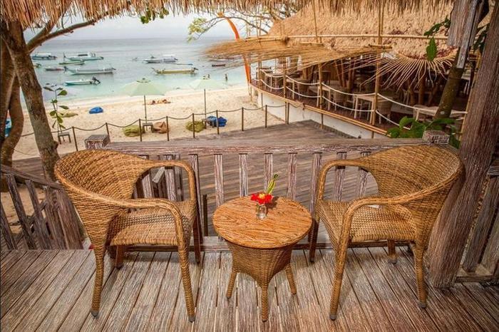 Hai Tide Beach Resort Bali - Terrace/Patio