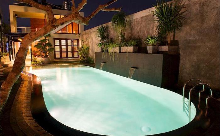 Lokal Hotel Yogyakarta - Pool