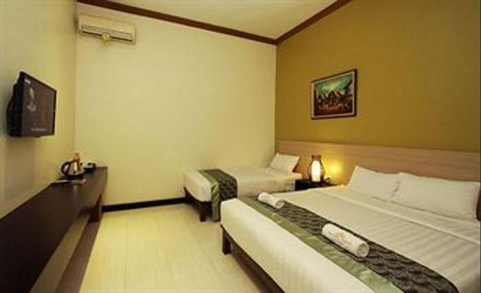 Hotel Asih Yogyakarta - Guestroom