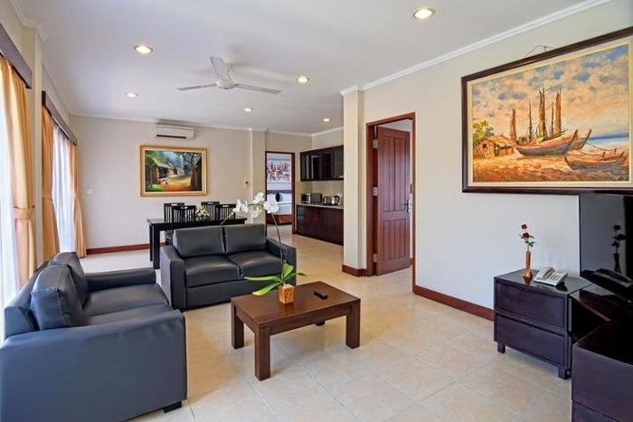 Kuta Townhouse Apartments Bali - City Shuttle