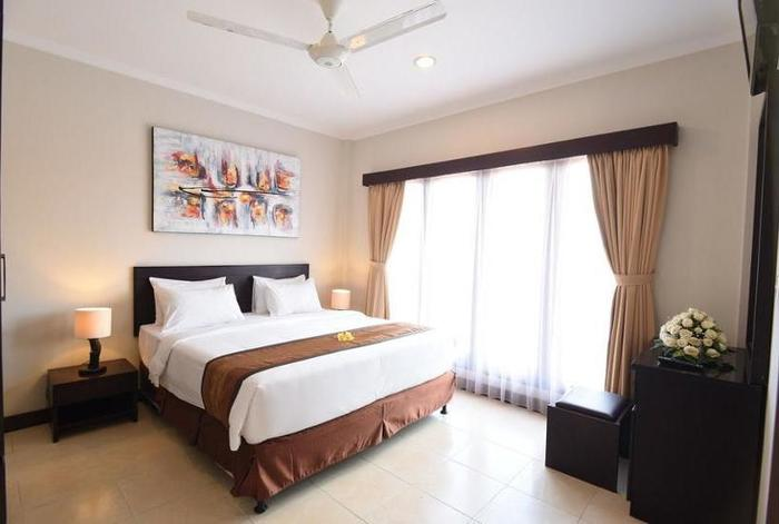 Kuta Townhouse Apartments Bali - Guestroom