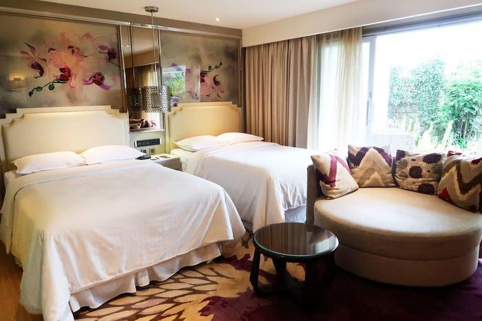Sheraton Bandung Hotel and Towers Bandung - In-Room Safe