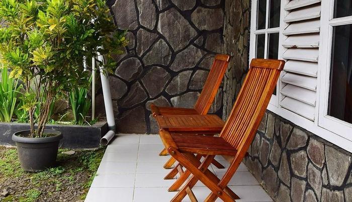 Hotel Suminar Garut - Suite Terrace