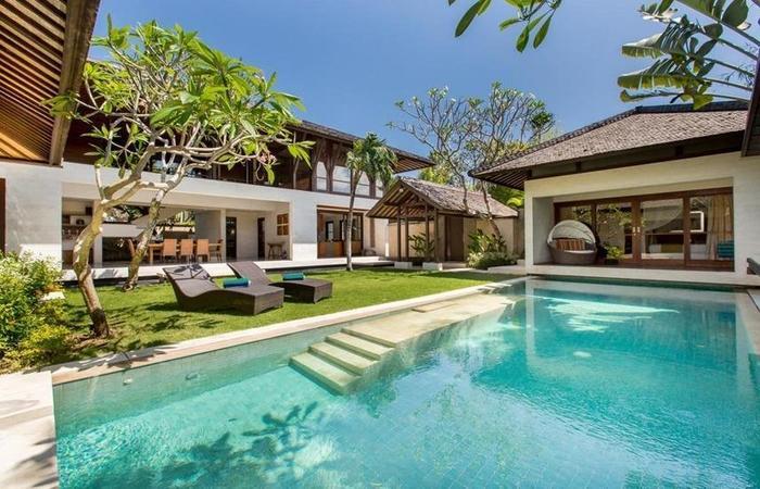 Villa Air Bali Seminyak - Pool