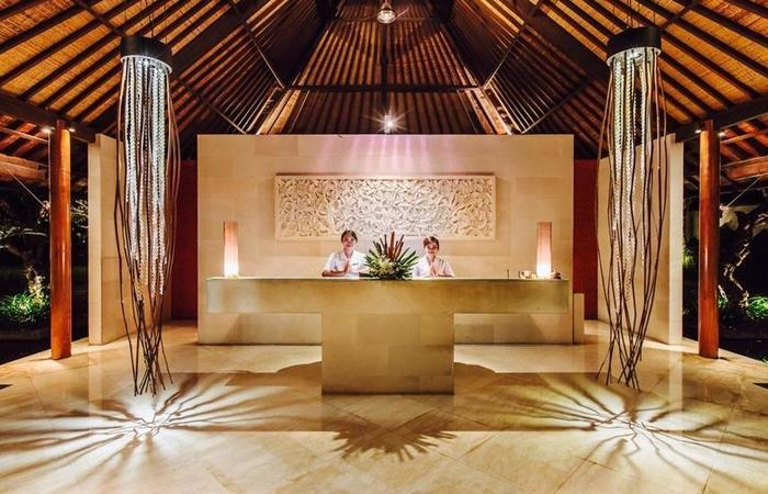 Villa Air Bali Seminyak - Reception