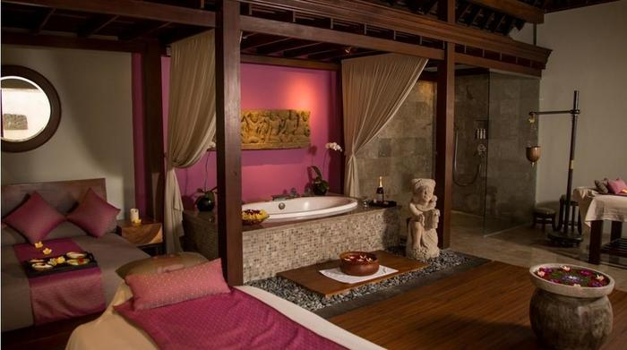 Villa Air Bali Seminyak - Spa room