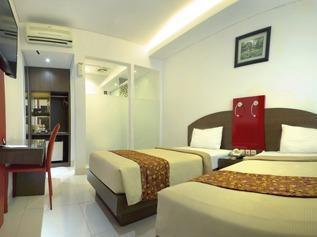 Hotel Kenari Kudus - KAMAR SUPERIOR TWIN