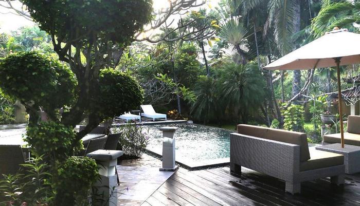 Urbanest Inn Villa Seminyak - Urbanest Inn Villa Swimming Pool