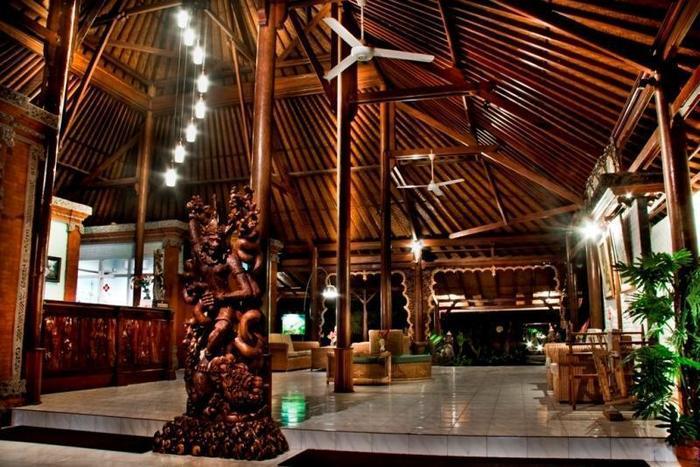 Bali Taman Lovina Resort Bali - Lobi