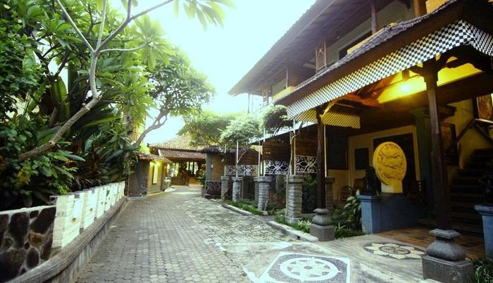 Bali Taman Lovina Resort Bali - Kamar Standard Area
