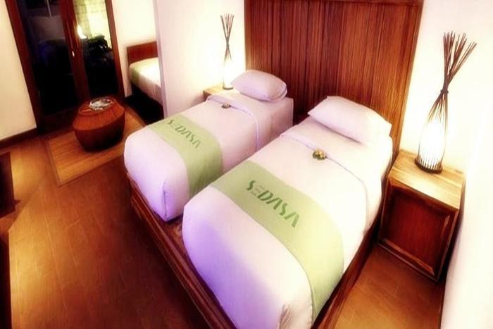 Sedasa Lodge Canggu Bali - Kamar Tamu