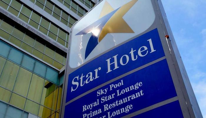 STAR Hotel Semarang - Bangunan