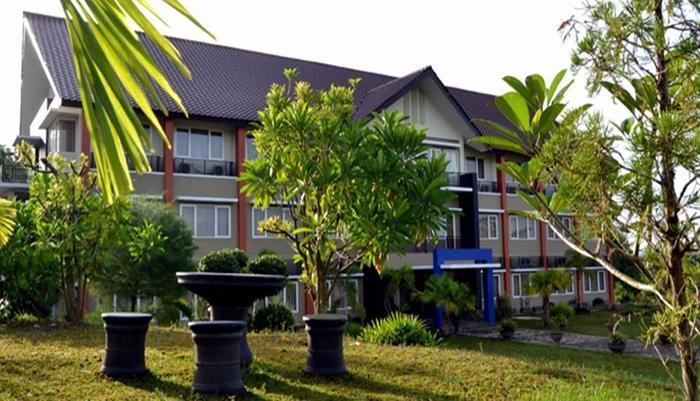 Wonua Monapa Hotel   - Tampilan Luar Hotel