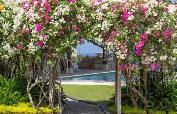 Villa Karang Putih Nagisa Bali - Taman