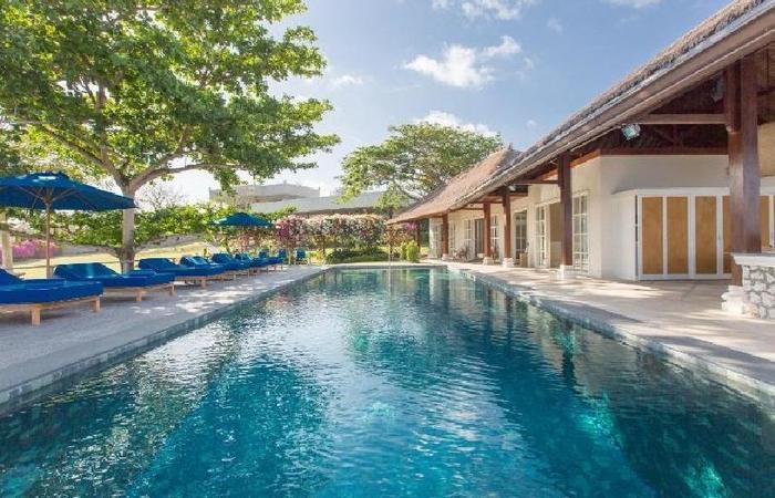 Villa Karang Putih Nagisa Bali - Kolam Renang