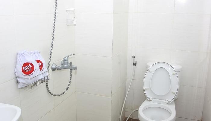 NIDA Rooms Tanah Abang Kebon Kacang 9 Jakarta - Kamar mandi