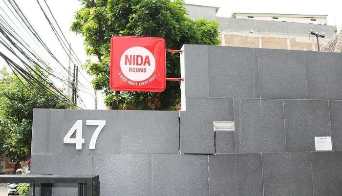 NIDA Rooms Tanah Abang Kebon Kacang 9 Jakarta - Eksterior