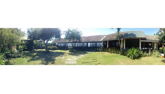 Villa RH Banyuwangi - garden