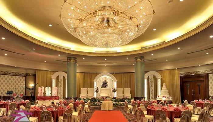 Hotel Grand Aquila Bandung - Ballroom